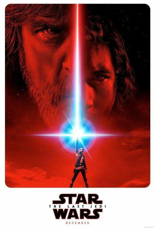 Póster y tráiler de Star Wars: The Last Jedi