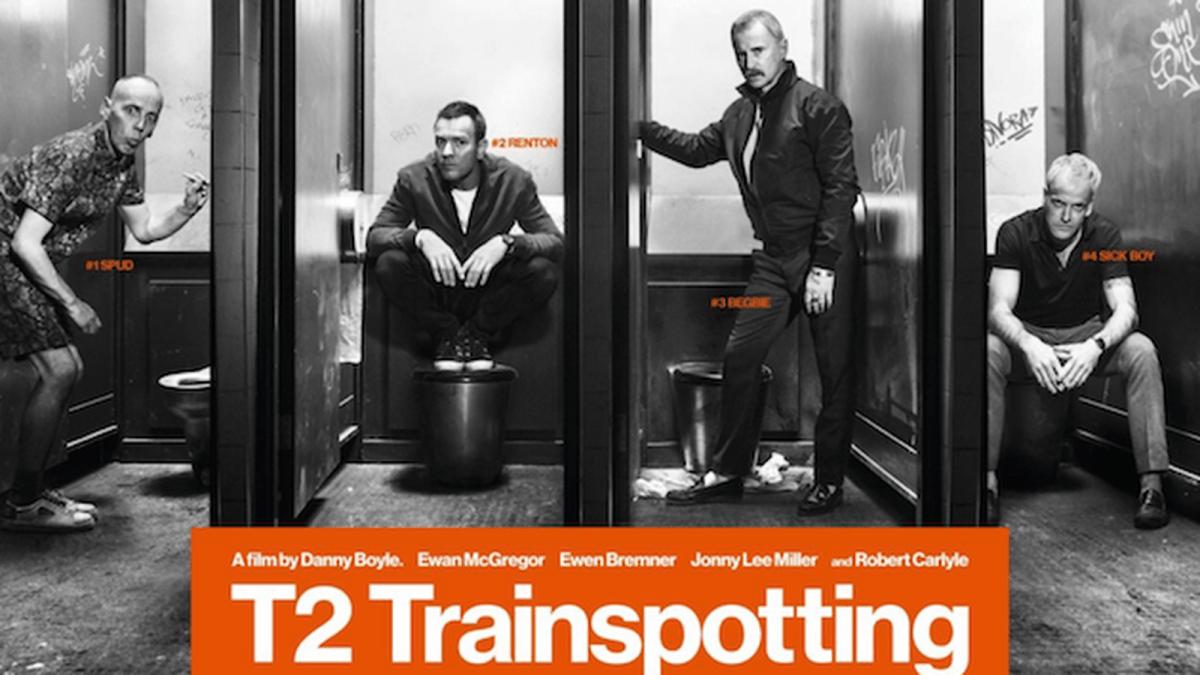 T2 Trainspotting, la generación X ganando, como siempre