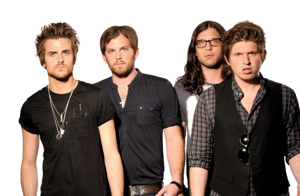Kings of Leon regresa a la CDMX