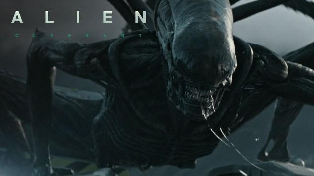 Alien: Covenant: otro planeta, el mismo xenomorfo