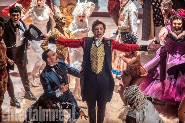 "Video: Hugh Jackman encarna a P. T. Barnum en ""The Greatest Showman"""