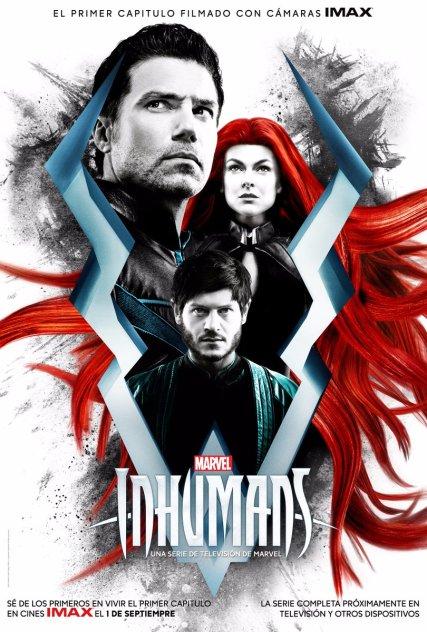 Fecha de estreno para la serie de Inhumans y póster oficial