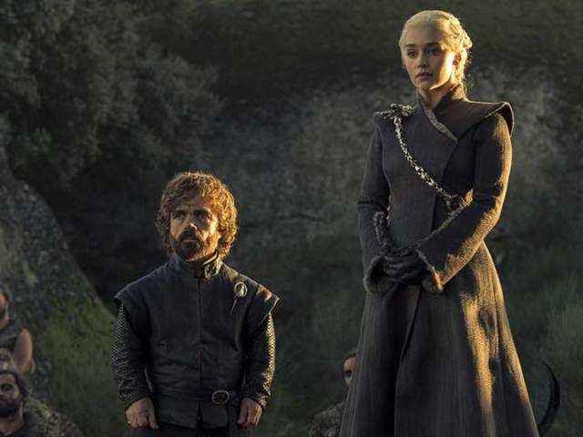 Rodaje de la temporada 8 de Game of Thrones comenzará en octubre