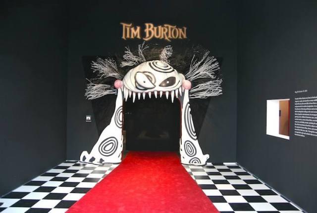 """Inicia la preventa de boletos para la exposición """"El mundo de Tim Burton"""""""