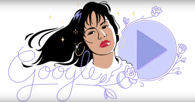 Google recuerda a Selena (y todos somos felices)