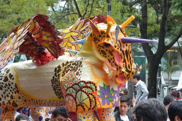 Fecha y horarios del desfile de Alebrijes monumentales de la Ciudad de México