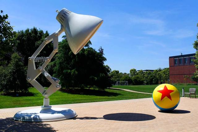 Corte y queda, toma 9: Pixar y las películas animadas