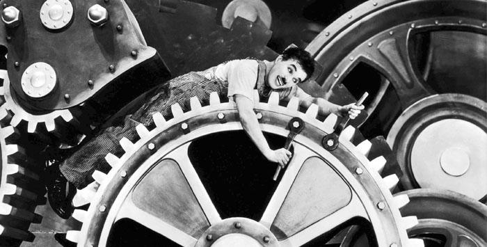 Musicalizan en vivo 'Tiempos Modernos' de Chaplin