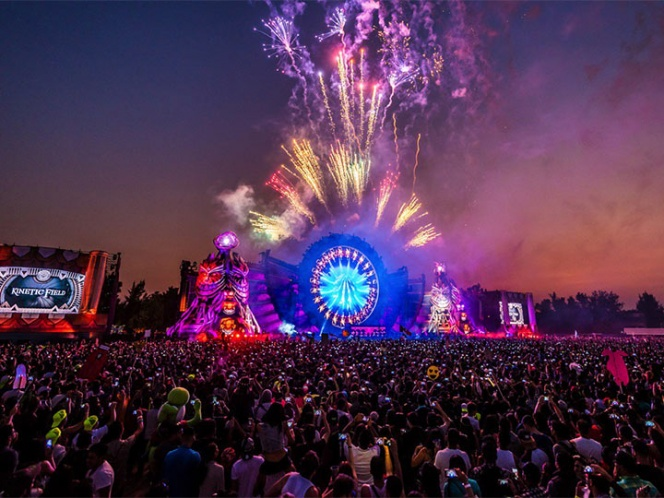 DJ Tiësto encabeza el cartel del EDC México 2018