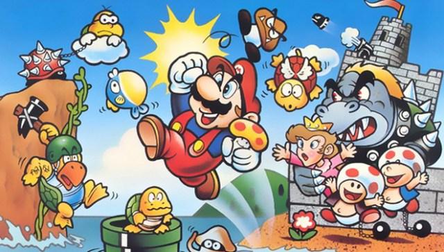 Nintendo está en tratos para una nueva película de Super Mario Bros.