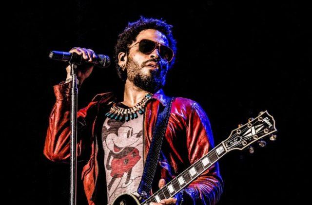 Lenny Kravitz ofrecerá conciertos en México en el 2018