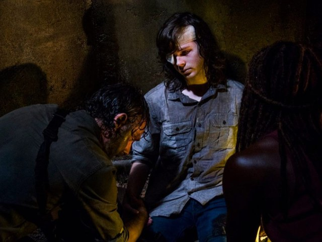 """""""The Walking Dead"""" tendrá capítulo de regreso más largo de lo habitual"""