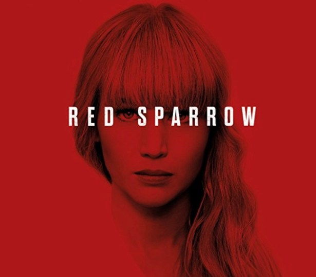 Jennifer Lawrence en el tráiler de Red Sparrow