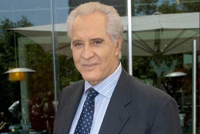 Muere el actor Rogelio Guerra