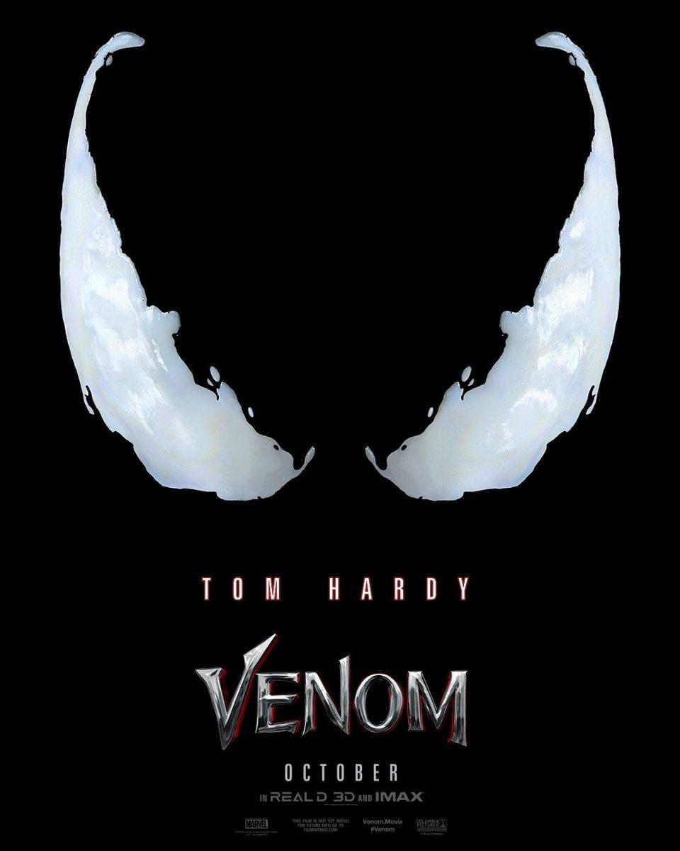 """Primer tráiler oficial de """"Venom"""""""