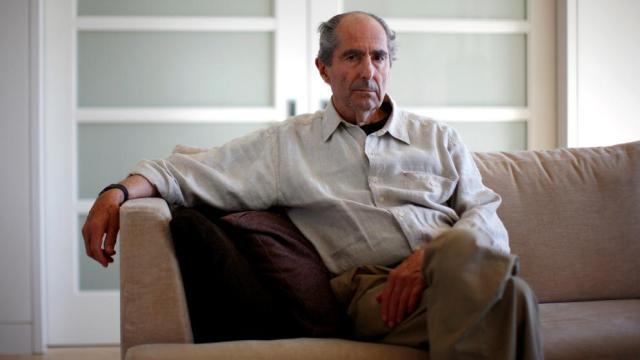 El escritor Philip Roth murió a los 85 años