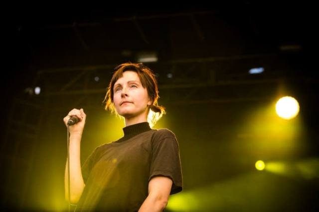 Ponle play: discos nuevos de Godsmack, Preoccupations y POLIÇA & stargaze