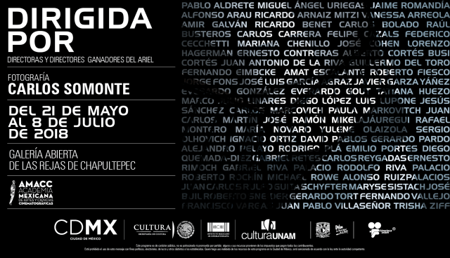 Academia Mexicana de Cine homenajea a directores