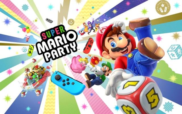 Super Mario Party llega a Nintendo Switch