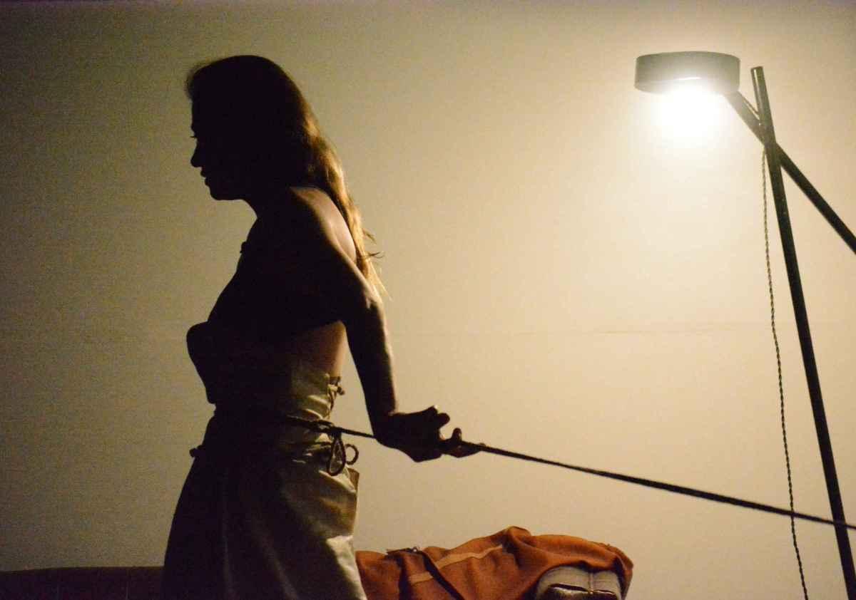 Tábano: el erotismo de ataduras, sin ataduras