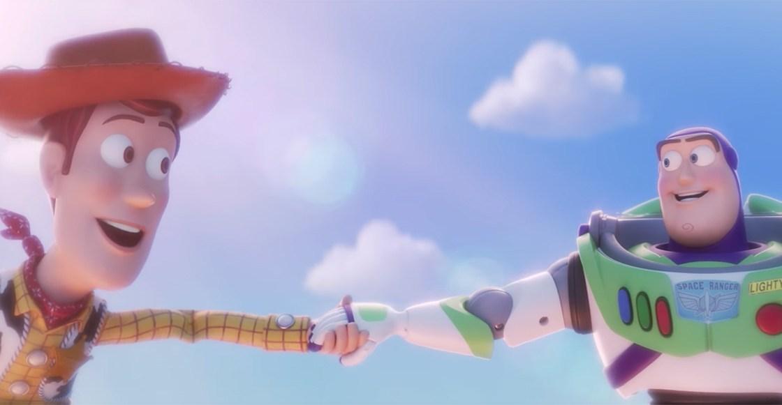 'Toy Story 4', primer teaser tráiler