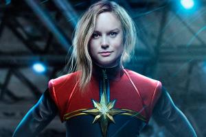 Capitán Marvel: revelan nuevo tráiler