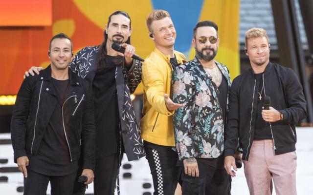 Ponle play: discos nuevos de Papa Roach, Sharon Van Etten y Backstreet Boys