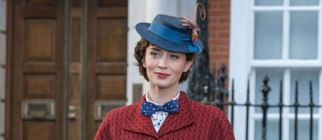 El regreso de Mary Poppins: supercalifragilisticaespialidosa