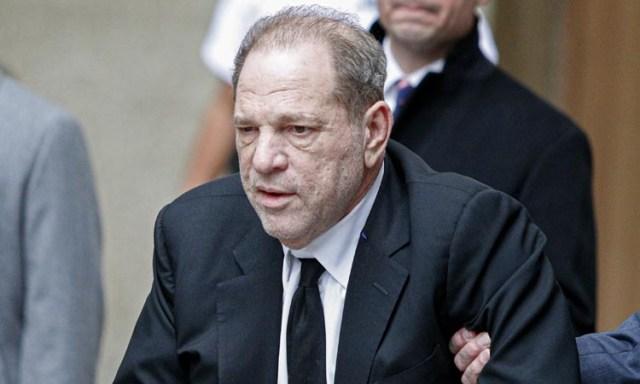 Harvey Weinstein, declarado culpable de acto sexual criminal y violación en tercer grado