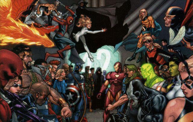 Marvel pone gratis algunos de sus títulos más emblemáticos