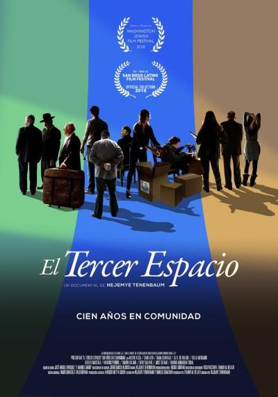"""""""El Tercer Espacio"""", documental de Nejemye Tenenbaum, estará disponible a partir del 2 de julio"""