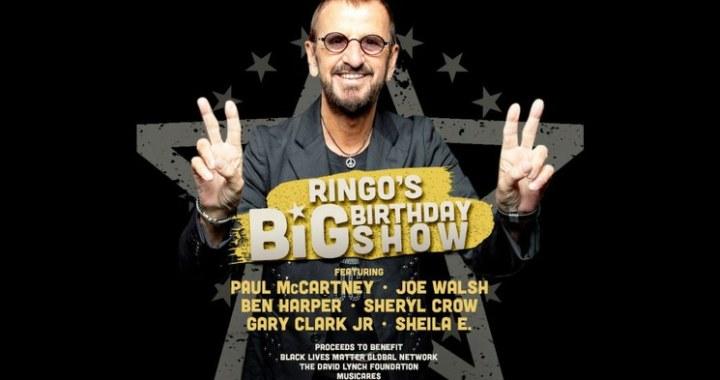 Ringo Starr y Paul McCartney darán un concierto benéfico online el 7 de julio
