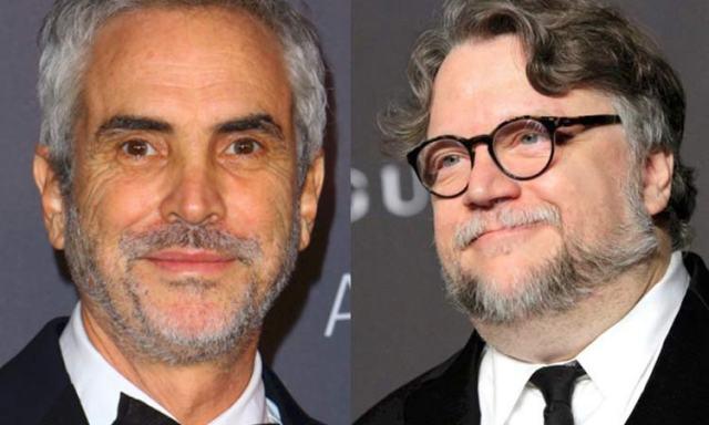 Del Toro y Cuarón ofrecerán una charla 'íntima' con fines benéficos