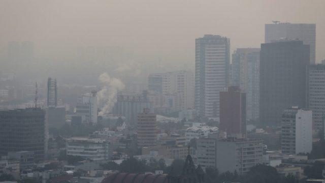 Relacionan riesgos de padecer demencia asociados con la contaminación del aire