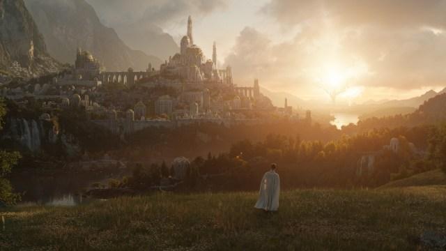 Serie de El Señor de los Anillos ya tiene fecha de estreno