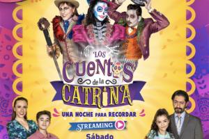 """Regresan """"Los cuentos de la Catrina"""""""