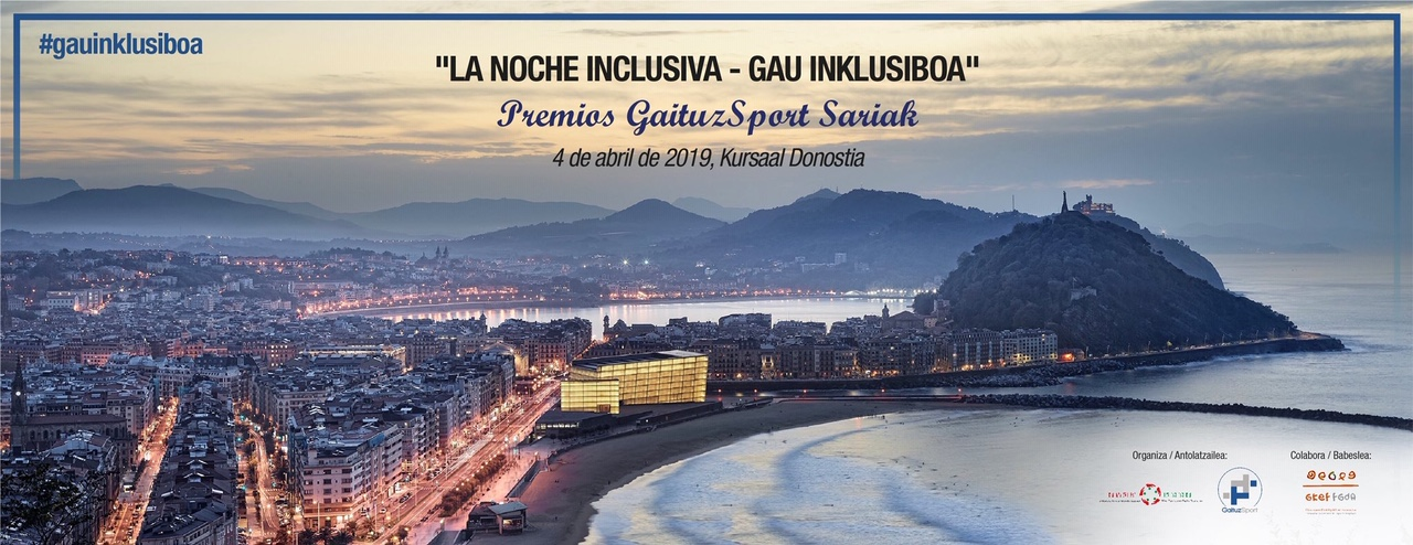 Premios GaituzSport 2019