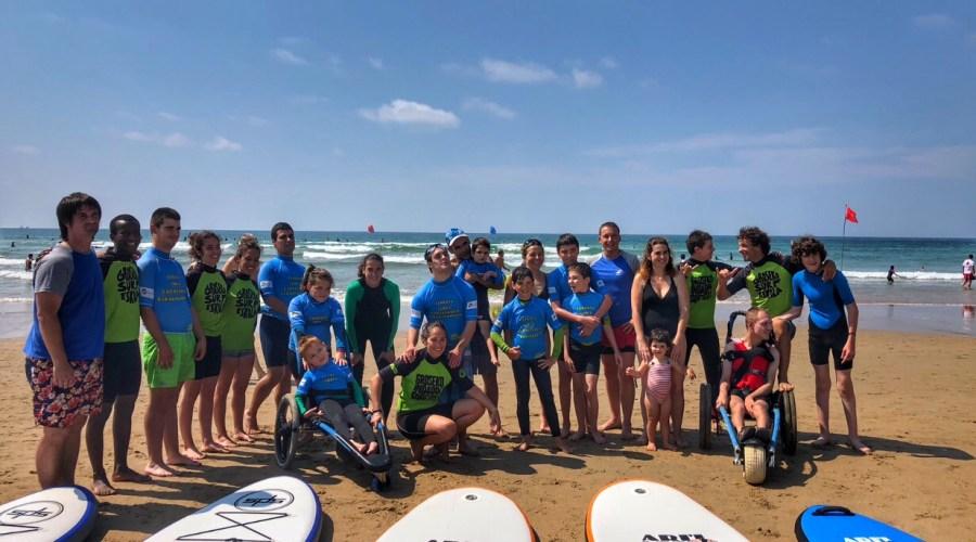 Experiencias de Surf Inclusivo