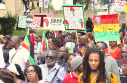 Annual Reparations March