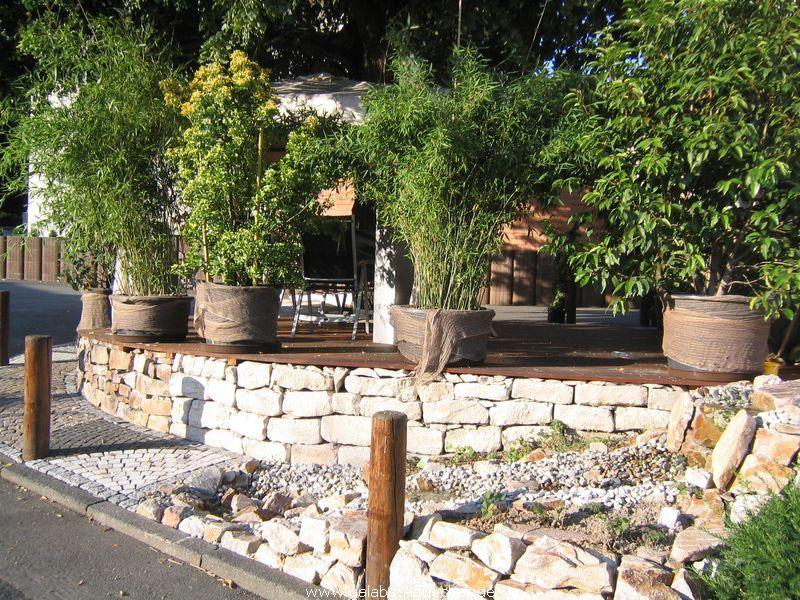 Terrasse Aus Holz Gestalten Gemutlichen Ausenbereich