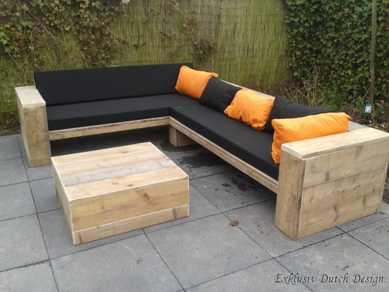 lounge sofa garten selber bauen | moregs, Hause und garten