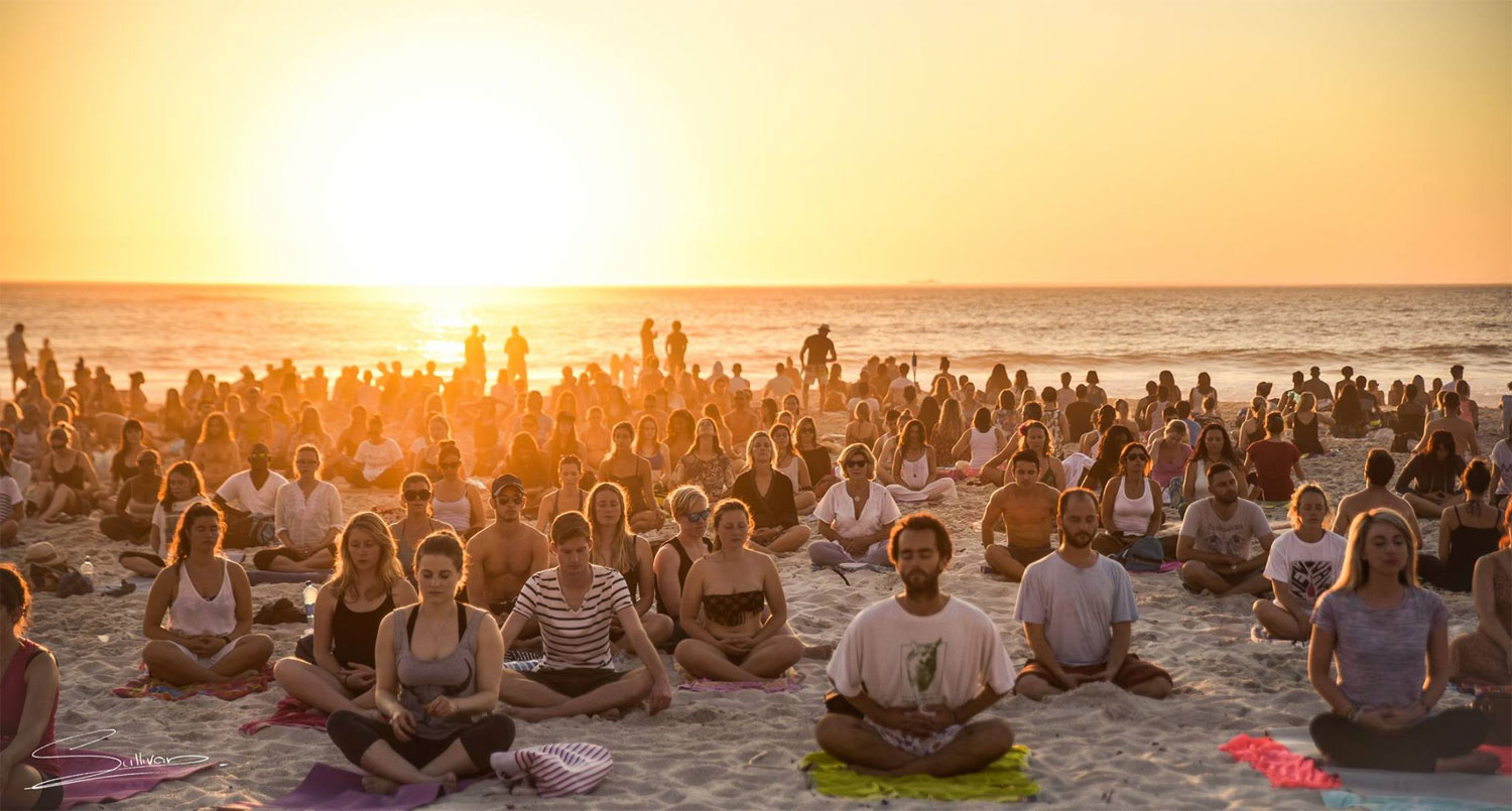 Join the mass meditation/visualization on August 21