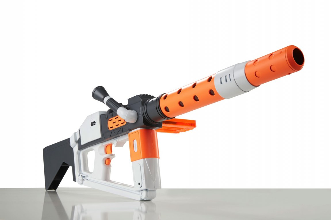 Image result for first order stormtrooper nerf blaster 2017
