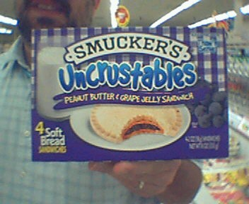 Uncrustables - Laziest Food Ever