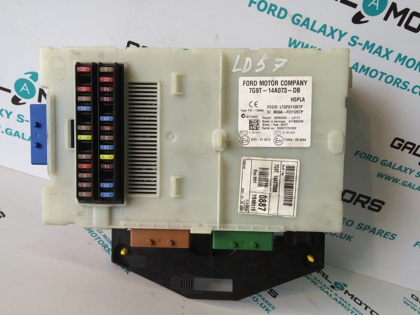 ford mondeo alternator faults 7 pin trailer wiring diagram dodge galaxy fuse box removal library