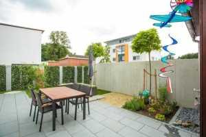 Garten ohne Rasenfläche gestalten Ideen von GALANET