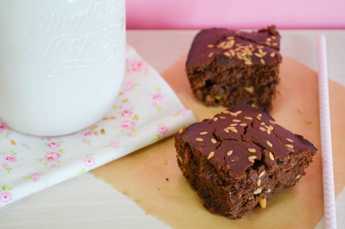 ma recette du brownie healthy vegan et sans gluten. Black Bedroom Furniture Sets. Home Design Ideas