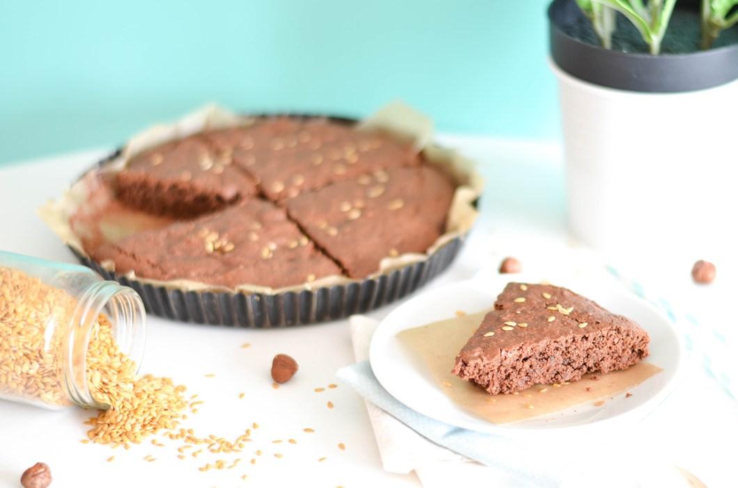 Gâteau Au Chocolat Vegan Et Healthy A La Courgette