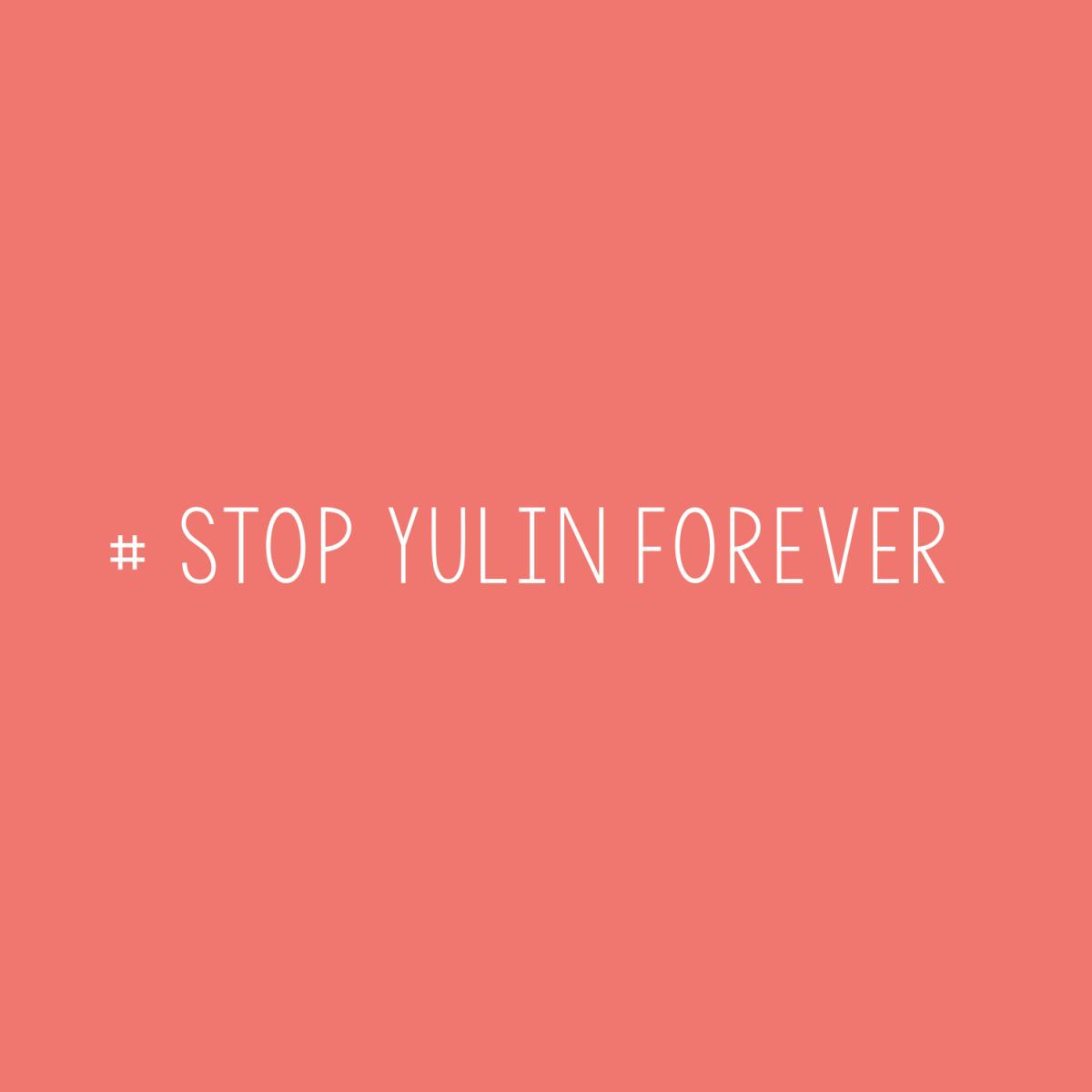 Mobilisons-nous contre le festival de Yulin