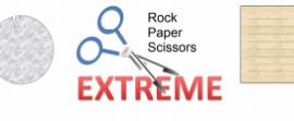 Roche papier ciseaux Extreme, le jeu